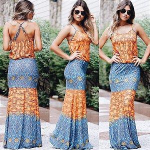 Vestido mara de alcinha