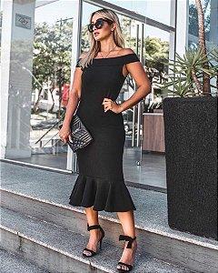 Vestido black super verão