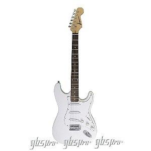 Guitarra GBSpro Stratocaster - Branca
