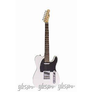 Guitarra GBSpro Telecaster - Branco