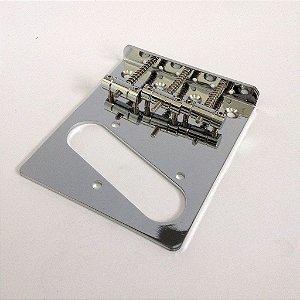 Ponte Fixa p/ Guitarra Telecaster