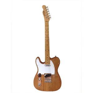 Guitarra GBSpro Telecaster Canhoto - Natural