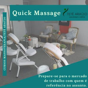 CURSO DE QUICK MASSAGEM