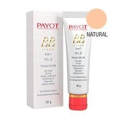 PAYOT BB CREAM 8 EM 1 FPS 25 COR NATURAL 02 - 30g
