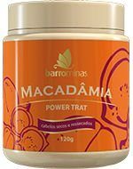 Power Trat Macadâmia 120g