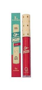 Lip Matte Latika Batom Líquido Nude nº 24