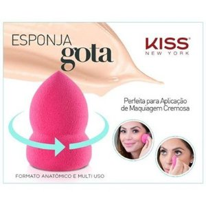 KISS NEW YORK ESPONJA GOTA