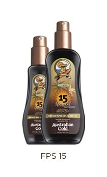 AUSTRALIAN GOLD FPS15 125ML