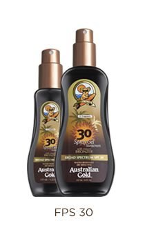 AUSTRALIAN GOLD FPS30 125ML