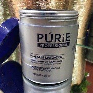 PÚRIE MASCARA MATIZADORA PLATINUM 500gr