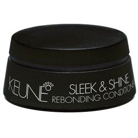 Keune Sleek and Shine Rebonding - Máscara de Reconstrução 200ml