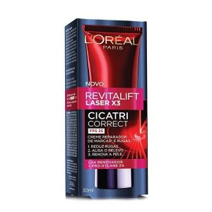 LOREAL REVITALIFT LASER X3 CICATRI CORRECT FPS25 - 30ML
