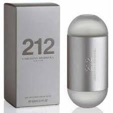 212 Carolina Herrera Eau de Toilette - Perfume Feminino 100ml