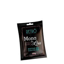 Sachê Botox de Chuveiro Mona e Lisa 50g Retrô