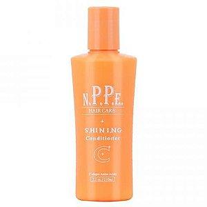 N.P.P.E. Hair Care Shining Condicionador- Condicionador Hidratante - 210ml