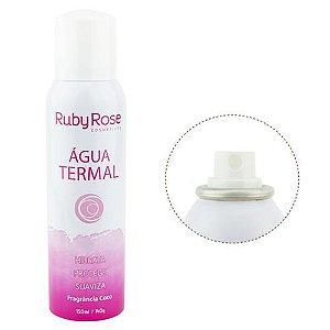 Ruby Rose Água Termal Fragrância Coco - 150ml