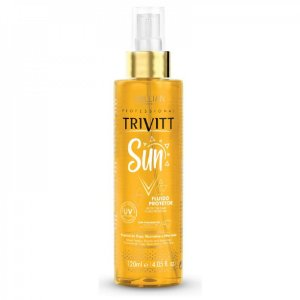 Itallian Trivitt Sun Fluido Protetor c/ Filtro Solar Capilar 120ml