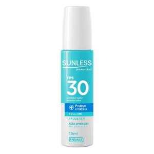 Sunless Protetor Solar Labial Roll-On  FPS30 - 15ml