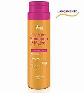 Magic Color Shampoo Super Mágico Liso Supremo 300ml
