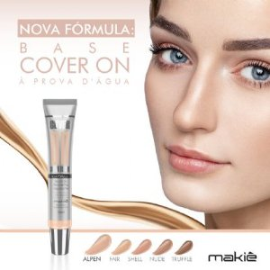 MAKIE BASE COVER ON COR TOFFEE - 30ML