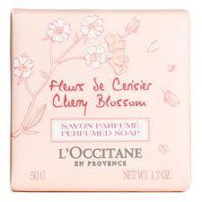 Sabonete Loccitane Fleur cherie 75g