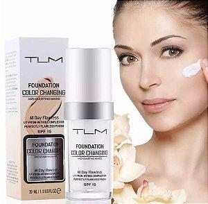 TLM - Base Mágica se adapta a todos os tons de pele - 30ml
