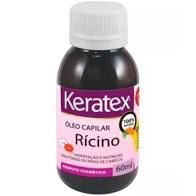 KERATEX ÓLEO CAPILAR DE RÍCINO 60ML