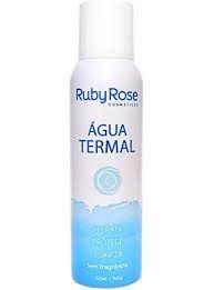 RUBY ROSE ÁGUA TERMAL SEM FRAGÂNCIA 150ML