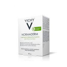 VICHY NORMADERM  SABONETE FACIAL EM BARRA 40G