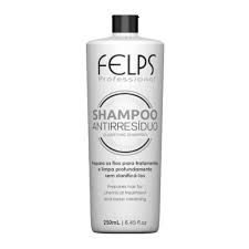 FELPS ANTIRRESÍDUO SHAMPOO 250ML
