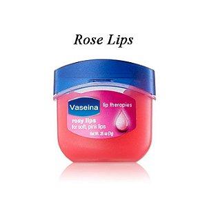 Vaseina Lip Therapy Hidratante Labial Lip Balm Importado Rosy Lips - UNIDADE