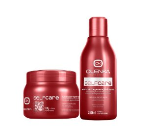 OLENKA SELF CARE REGENERAÇÃO INTENSA KIT