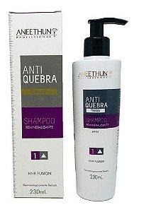 Aneethun AntiQuebra Therapy Shampoo Remineralizante 230ml