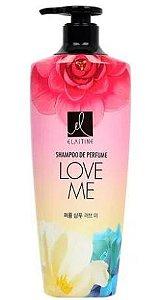 Shampoo De Perfume Elastine Love Me 400ml