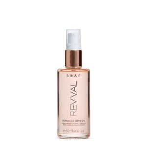 BRAÉ Revival Gorgeous Shine Óleo Capilar 60ml