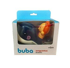 Brinquedo Amiguinhos de Banho, +6m - Buba