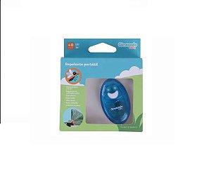 Repelente Eletrônico Portátil Azul +0m - Girotondo Baby