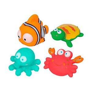 Brinquedos Bichinhos para Banho Oceano +4m - Buba