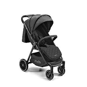 Carrinho de Bebê Joy 0 a 15Kg Preto Multikids Baby