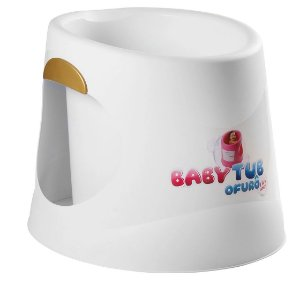 Banheira BabyTub Ofurô Branca +8m