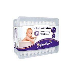 Hastes Flexíveis de Algodão 50 uni Baby Bath