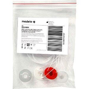 Conjunto de Peça de Reposição de Válvulas para SNS - Medela