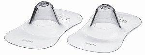 Protetor de Silicone para Seio - 2 unidades - Philips Avent - Pequeno