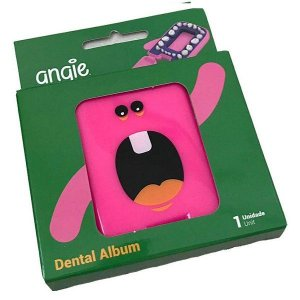 Dental Album Standard - Rosa - Angie