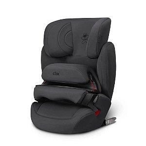Cadeirinha para Carro CBX, Aura-fix Comfy Cinza 9-36kg