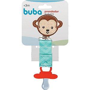 Prendedor De Chupeta Macaco Animal Fun - Buba