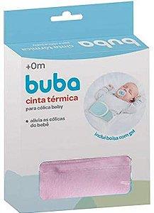 Cinta Térmica Para Cólica Baby, Rosa - Buba