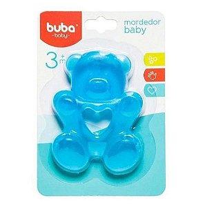 Mordedor de Agua Ursinho, Azul, Buba