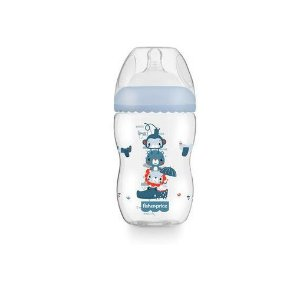 Mamadeira First Moments Azul Marshmallow 330Ml, Fisher-Price