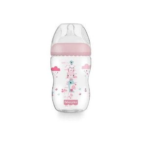 Mamadeira First Moments Rosa 330Ml, Fisher-Price